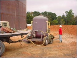 Cherokee Equipment industrial abrasive blasting